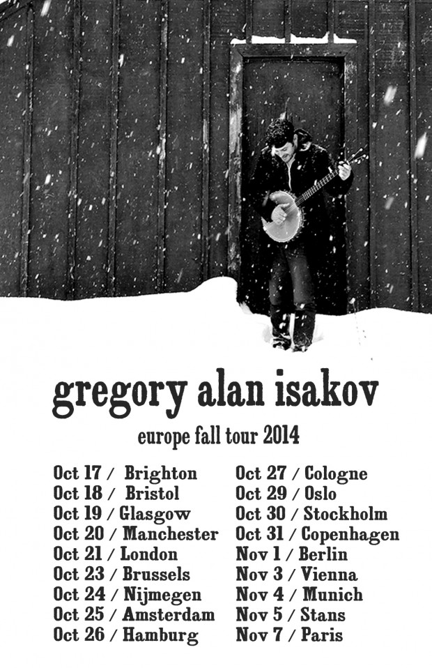 G.A.I europe 2014 dates