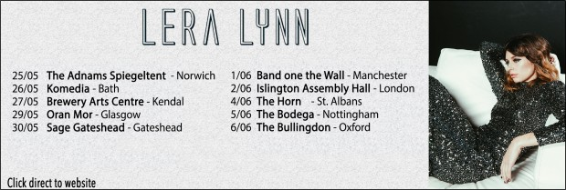 Lera Lynn Tour Picture